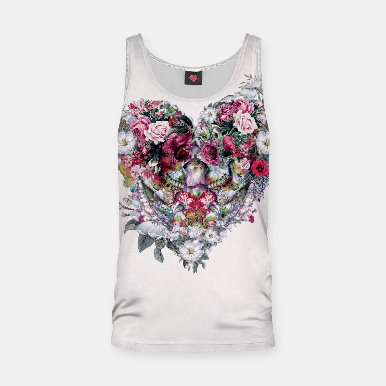 Image of Love Forever Tank Top - Live Heroes