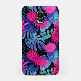 Thumbnail image of Tropical Fruits Samsung Case, Live Heroes