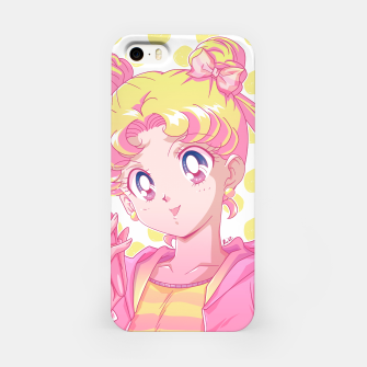 Miniaturka Pink Usagi iPhone Case, Live Heroes