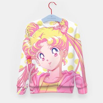 Pink Usagi Kid's sweater obraz miniatury