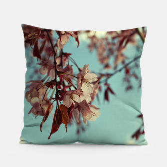 Thumbnail image of Spring feelings Pillow, Live Heroes