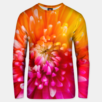 Thumbnail image of Chrysanthemum Unisex sweater, Live Heroes