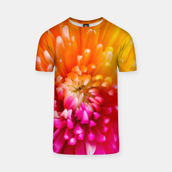 Thumbnail image of Chrysanthemum T-shirt, Live Heroes