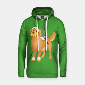 Thumbnail image of Ready for Tennis Practice Hoodie, Live Heroes