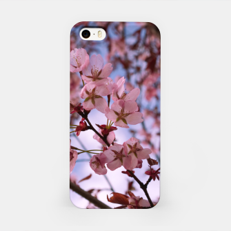 Miniatur Cherry blossom 2 iPhone Case, Live Heroes