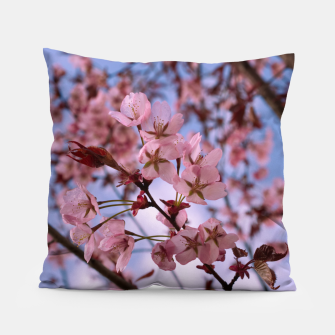 Miniatur Cherry blossom 2 Pillow, Live Heroes