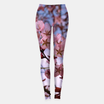 Thumbnail image of Cherry blossom 2 Leggings, Live Heroes