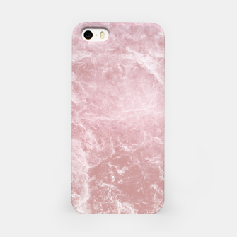 Thumbnail image of Enigmatic Blush Pink Marble #1 #decor #art iPhone-Hülle, Live Heroes