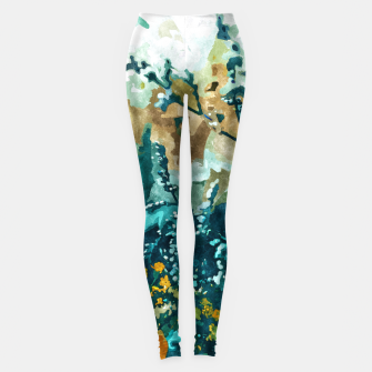 Dark & Floral Leggings thumbnail image