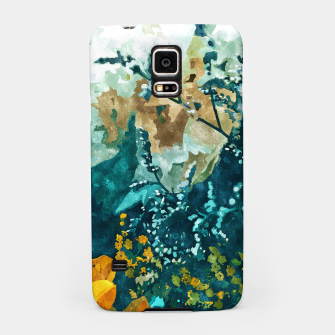 Thumbnail image of Dark & Floral Samsung Case, Live Heroes