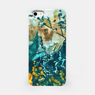 Dark & Floral iPhone Case thumbnail image