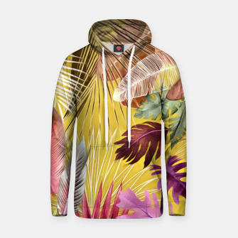 Thumbnail image of Tropical Foliage 07 Hoodie, Live Heroes