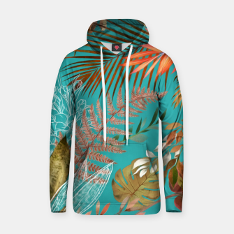 Thumbnail image of Tropical Foliage 08 Hoodie, Live Heroes