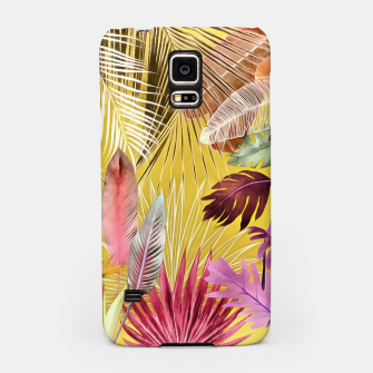 Thumbnail image of Tropical Foliage 07 Samsung Case, Live Heroes
