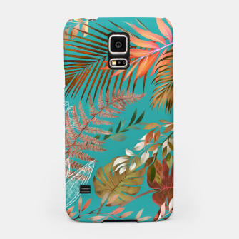 Thumbnail image of Tropical Foliage 08 Samsung Case, Live Heroes