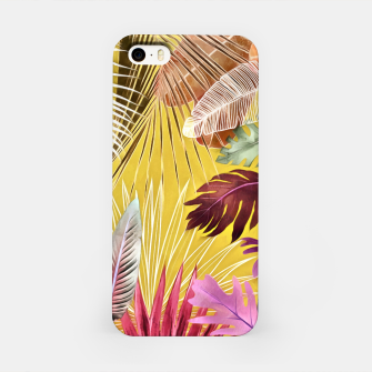 Thumbnail image of Tropical Foliage 07 iPhone Case, Live Heroes