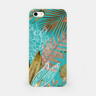 Thumbnail image of Tropical Foliage 08 iPhone Case, Live Heroes