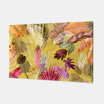 Thumbnail image of Tropical Foliage 07 Canvas, Live Heroes