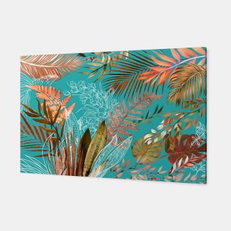 Thumbnail image of Tropical Foliage 08 Canvas, Live Heroes