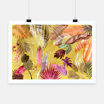 Thumbnail image of Tropical Foliage 07 Poster, Live Heroes