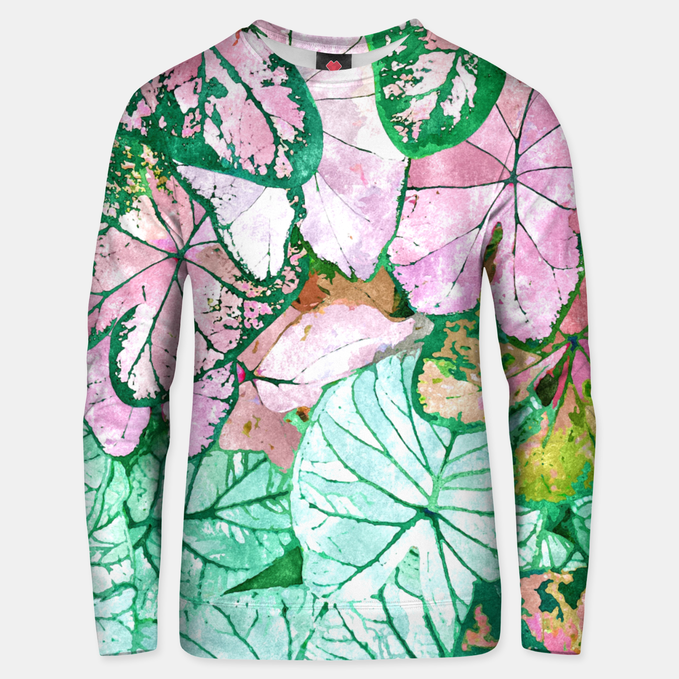 Image of Rain & Nature Unisex sweater - Live Heroes