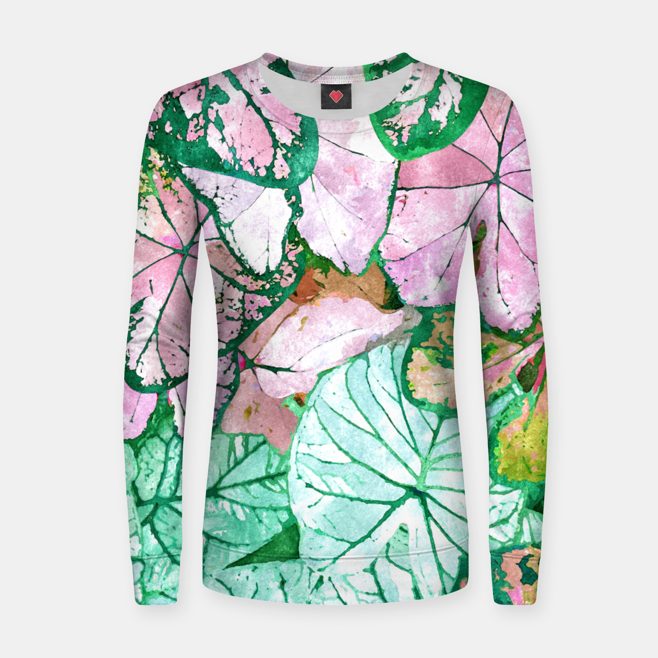 Image of Rain & Nature Women sweater - Live Heroes