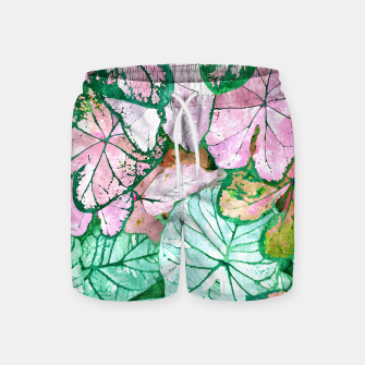 Thumbnail image of Rain & Nature Swim Shorts, Live Heroes