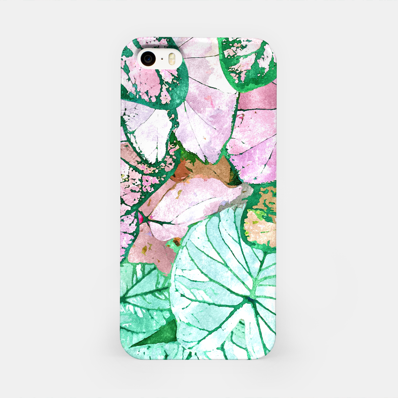 Image of Rain & Nature iPhone Case - Live Heroes
