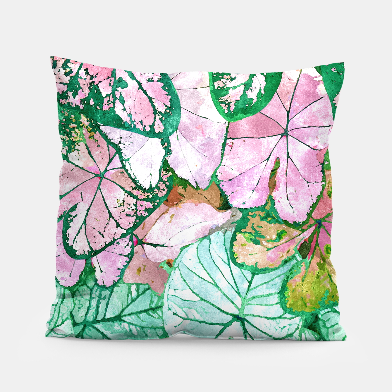 Image of Rain & Nature Pillow - Live Heroes