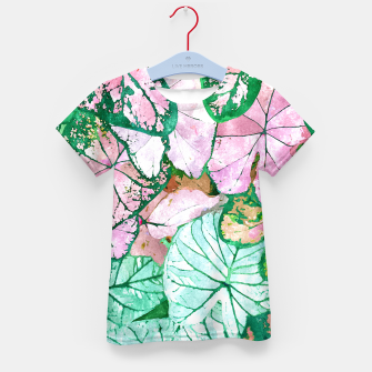 Rain & Nature Kid's t-shirt thumbnail image