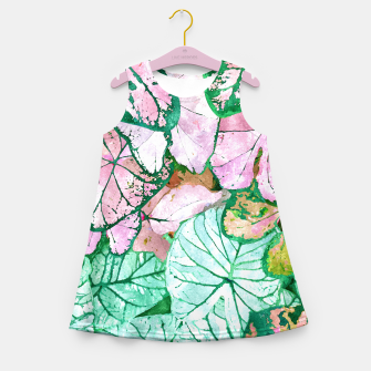 Rain & Nature Girl's summer dress thumbnail image