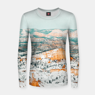 Thumbnail image of Travel Often Women sweater, Live Heroes