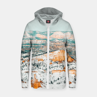 Thumbnail image of Travel Often Zip up hoodie, Live Heroes