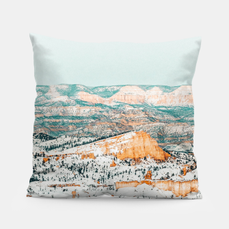 Thumbnail image of Travel Often Pillow, Live Heroes