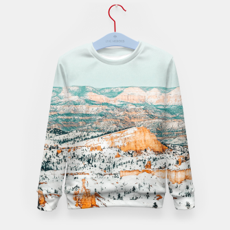 Thumbnail image of Travel Often Kid's sweater, Live Heroes