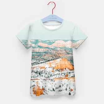 Thumbnail image of Travel Often Kid's t-shirt, Live Heroes
