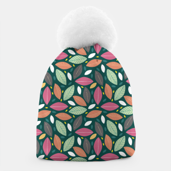 Thumbnail image of Leaves pattern Gorro, Live Heroes
