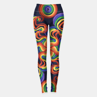 Miniatur Vortex Love Leggings, Live Heroes