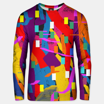 Miniatur CONFETTI NIGHTS 2A Unisex sweater, Live Heroes