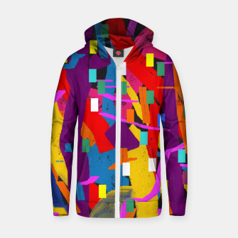 Miniatur CONFETTI NIGHTS 2A Zip up hoodie, Live Heroes
