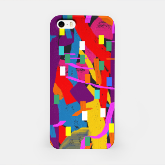 Miniatur CONFETTI NIGHTS 2A iPhone Case, Live Heroes
