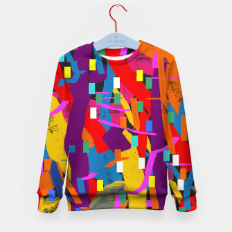 Miniatur CONFETTI NIGHTS 2A Kid's sweater, Live Heroes