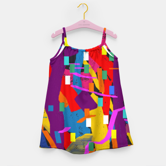 Miniatur CONFETTI NIGHTS 2A Girl's dress, Live Heroes