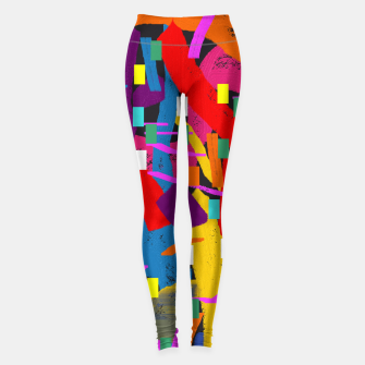 Miniatur CONFETTI NIGHTS 2A Leggings, Live Heroes