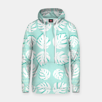 Thumbnail image of Tropical patterns Hoodie, Live Heroes