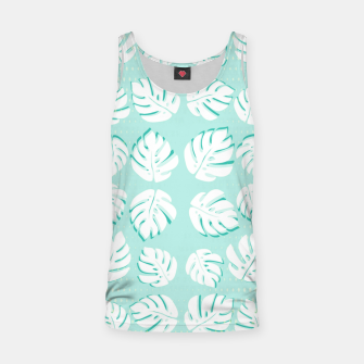 Thumbnail image of Tropical patterns Tank Top, Live Heroes
