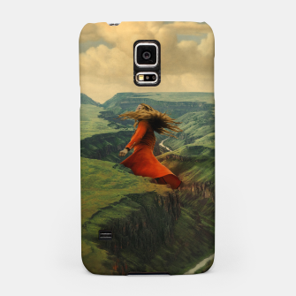 Golden Hair Samsung Case obraz miniatury