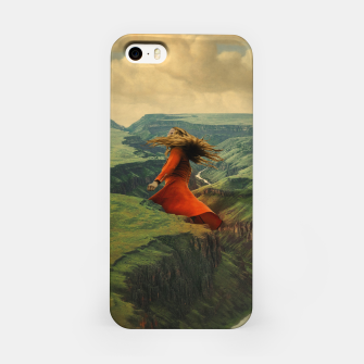 Golden Hair iPhone Case obraz miniatury