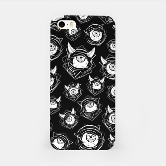 Thumbnail image of Evil Eyes iPhone Case, Live Heroes