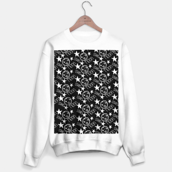 Thumbnail image of stars and moon Sweater regular, Live Heroes